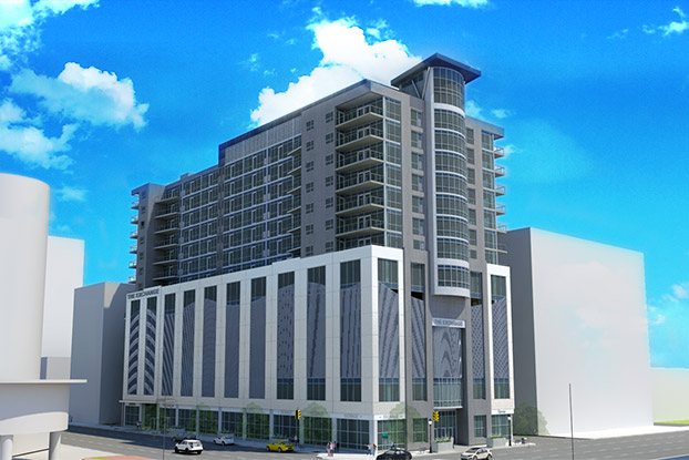 $52 7M mixed-use development project approved in Kalamazoo – PlazaCorp